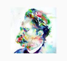 NIETZSCHE watercolor portrait.3 Unisex T-Shirt
