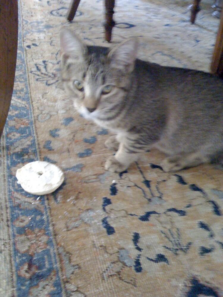 my bagel by syencken