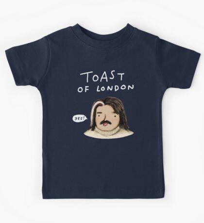 Toast of London Kids Tee