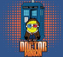 Doctor Minion 10 by HulkHogan