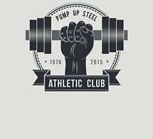 Athletic logo with dumbbell T-Shirt