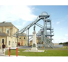 Woodhorn Colliery Museum Ashington Photographic Print
