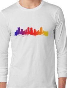 Fort Worth Texas USA Long Sleeve T-Shirt