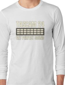 Tascam 24 Long Sleeve T-Shirt