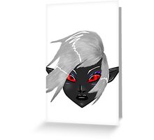 Xalyth Dhalmass Khaless Greeting Card