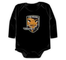 Fox Hound Special Force Group One Piece - Long Sleeve
