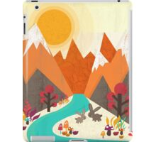 April iPad Case/Skin