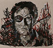 TWD The Governor by tevamana