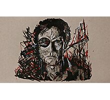 TWD The Governor Photographic Print