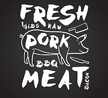 Fresh Pork meat by ONiONAstudio
