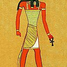 Anubis  by Kawka