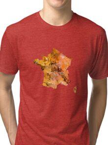 France Tri-blend T-Shirt