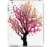 Stylized Autumn Tree 4 iPad Case/Skin