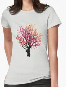 Stylized Autumn Tree 4 T-Shirt