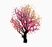 Stylized Autumn Tree 4 Unisex T-Shirt