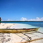 Local Transport, Kabakon Island by Erland Howden
