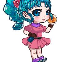 Kid Bulma  by yokokins