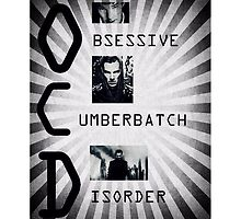 Obsessive Cumberbatch Disorder by destinochavez