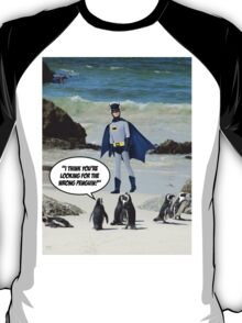 The Wrong Penguin! T-Shirt