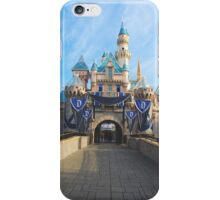 Sleeping Beauty Castle #6 iPhone Case/Skin