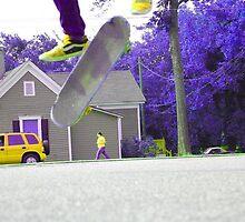 tre flip it  by Dolores Deramber