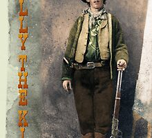 Billy The Kid 2 by keefrog
