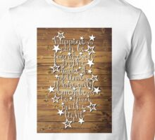 Happiness can be found - natural Unisex T-Shirt