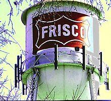 Frisco Tower by Diana Moya