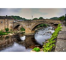 County Bridge Photographic Print