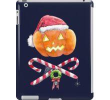 Pumpkin Santa iPad Case/Skin