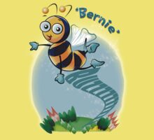 Bernie Bumble Bee One Piece - Short Sleeve