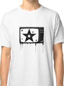 tv star white Classic T-Shirt
