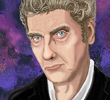 Peter Capaldi - 12th Doctor by TheresaLammon
