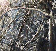 Frozen sticks by zawij