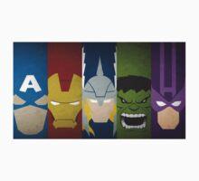 heroes or superheroes? Kids Clothes
