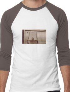 Vintage Kitten Men's Baseball ¾ T-Shirt