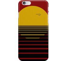 Red dawn iPhone Case/Skin