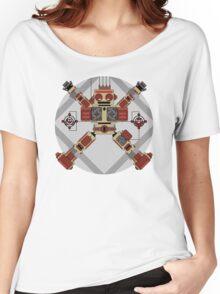 Robot Programme Update Women's Relaxed Fit T-Shirt