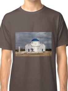 Saint Nicholas Church in Paphos Cyprus Classic T-Shirt