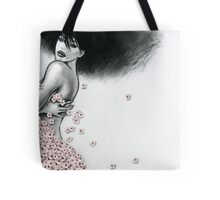 dress me in your lust... Tote Bag