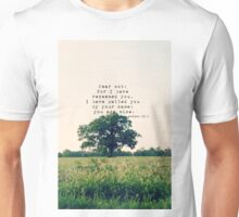 Fear not Isaiah Unisex T-Shirt