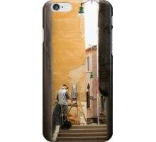 Before the crowds, while the light is good iPhone Case/Skin