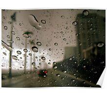 When it rains Poster