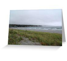 Summerville Beach Greeting Card