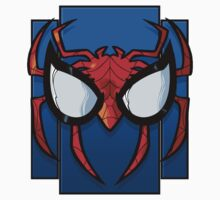 Spidey face One Piece - Short Sleeve