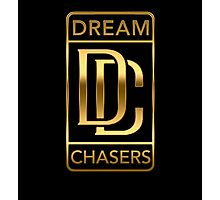 Dream Chasers Gold Photographic Print