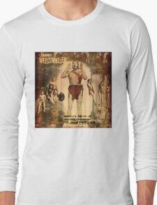 Tarzan says 99 Long Sleeve T-Shirt