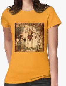 Tarzan says 99 Womens Fitted T-Shirt