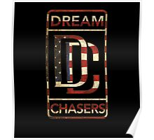 Dream Chasers Stars & Stripes Poster