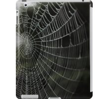 Foggy Web iPad Case/Skin